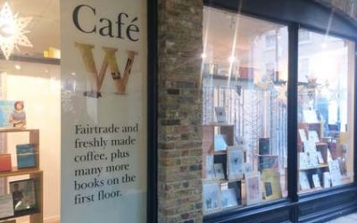 Cafe W, Waterstones