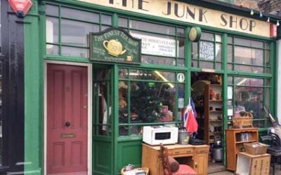 The Junk Shop Tea Room